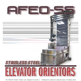 AFEO-SS Brochure & Tech Sheet